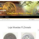 Website Moedas FLDorado